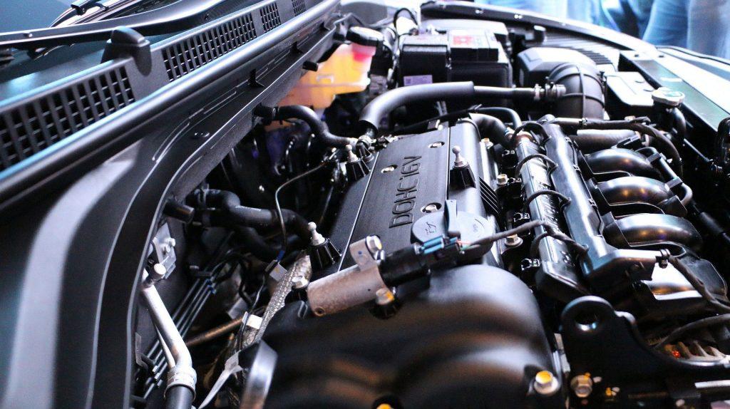 car engine 16valve