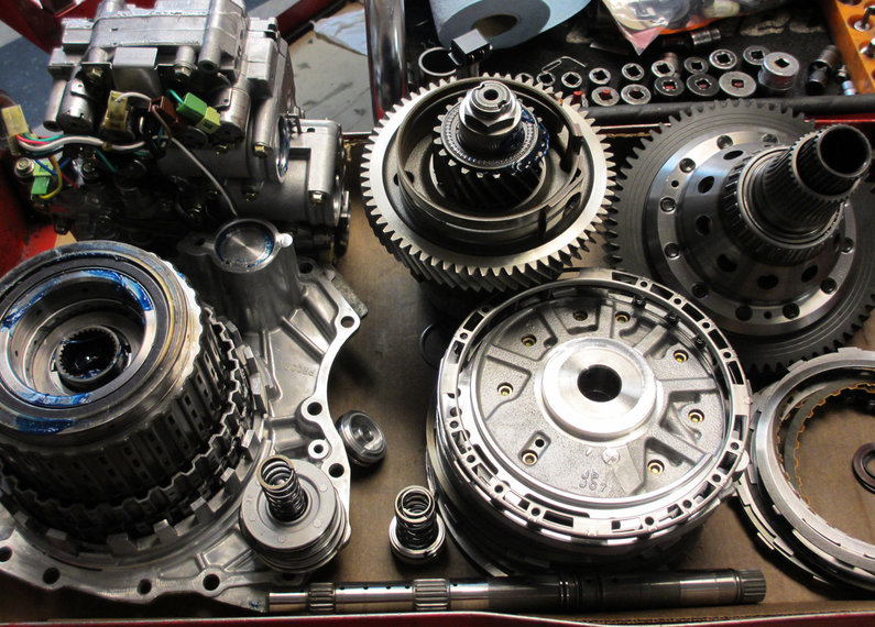 transmission repair san antonio texas elite mechanic working