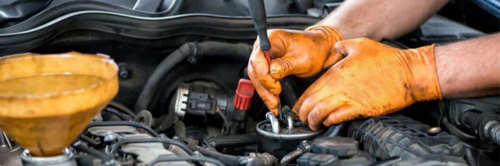 diesel filter repair