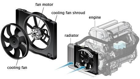 Radiator Fan Issue